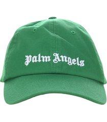 palm angels logo cap by.