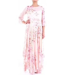 lange jurk twin set 191tp2718