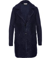 cappotto corto  bouclé (blu) - bpc selection