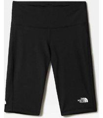 broek the north face pantalon corto mujer nf0a556