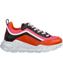 scarpe sneakers donna in pelle hiking