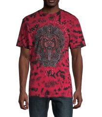 forged in canyon tie-dye graphic t-shirt