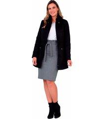 abrigo xuss 50660 negro