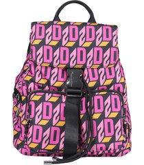 dsquared2 d2 leaf backpack