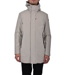 thermojack vest met hoodie