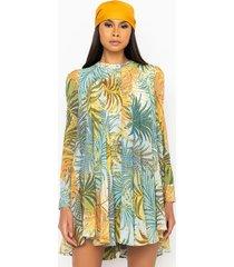 akira tropics ready flowy mini dress