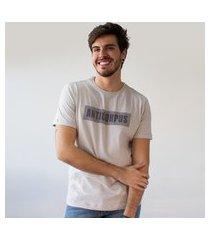 camiseta masculina estampada várias cores t-shirt anticorpus
