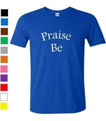 john oliver praise be t-shirt - geek nerd funny humor shirt graphic gift