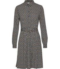 dress dora knälång klänning multi/mönstrad lindex