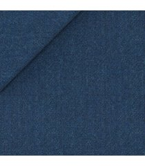 pantaloni da uomo su misura, lanificio zignone, lana cashmere blu, autunno inverno