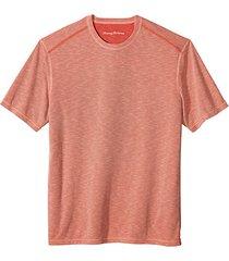 reversible flip tide crewneck t-shirt