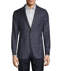 classic plaid jacket