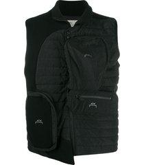 a-cold-wall* cargo pocket gilet - black