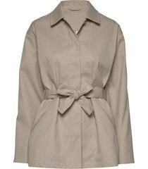 seine jacket zomerjas dunne jas beige filippa k