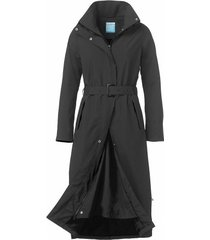 happyrainydays regenjas long raincoat bowie black-xs