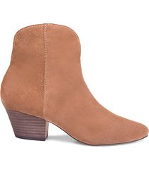 paige suede booties