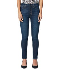 joe's jeans women's charlie skinny ankle button-fly jeans - winchester - size 25 (2)