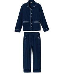 flannel pants set