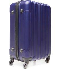 maleta viaje pequeña azul color azul, talla uni