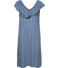 ihmarrakech aop dr8 dresses everyday dresses blå ichi