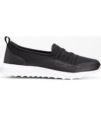 sneaker con memory foam (nero) - bpc bonprix collection