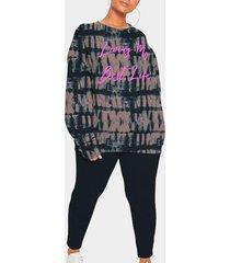 ileen crewneck sweatshirt - multi