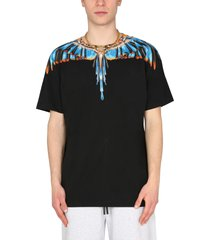 marcelo burlon crew neck t-shirt