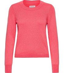 gertiepw pu stickad tröja rosa part two