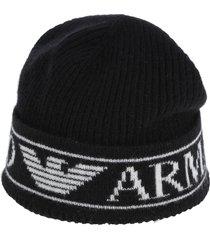 emporio armani hats