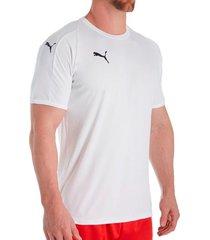 camiseta - blanco - puma - ref : 70341714