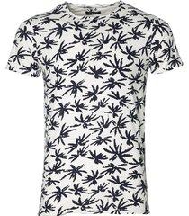 dstrezzed t-shirt - slim fit - wit