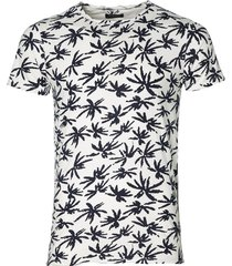 dstrezzed t-shirt - slim fit - wit