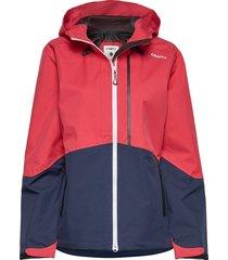 shell jkt w outerwear sport jackets rood craft