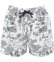 paolo pecora swim trunks