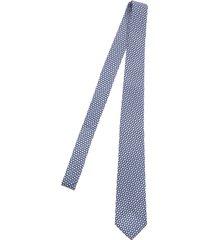 luigi borrelli dotted tie