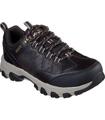 tenis para hombre skechers relaxed fit selmen - helson negro