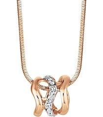 collar bayswater - oro rosa. buckley london