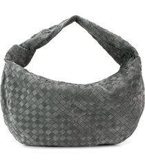 bottega veneta bv jodie bag - grey