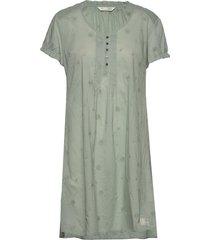 on point dress korte jurk groen odd molly