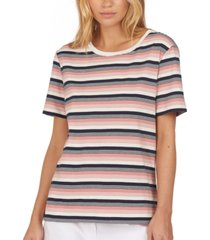 barbour folkestone cotton striped top