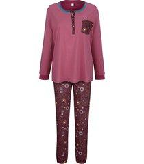 pyjama blue moon rozenhout::bordeaux