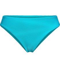 essentials high rise bikinitrosa blå seafolly