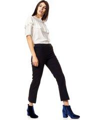 pantalón azul asterisco cadmio