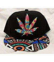 heady tye dye pot leaf cannabis trippy hat not grassroots headspace headyginger