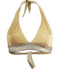 joanne bikini top