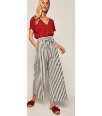 medicine - spodnie tapestry stripes