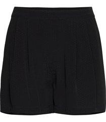 ganda shorts 10458 shorts flowy shorts/casual shorts svart samsøe samsøe