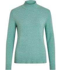 viril l/s turtleneck knit top