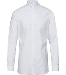 christoph oxford shirt overhemd casual wit les deux