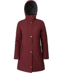 chaqueta mujer 3 en 1 skien morado doite